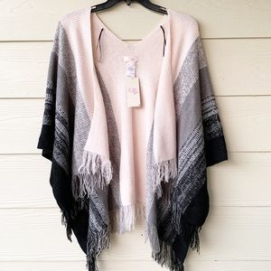 NWT GIANNI BINI Kimono Style Sweater SZ
